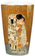 Der Kuss Vase Artis Orbis Goebel Bunt
