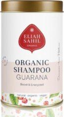 Poedershampoo met guarana, Eliah Sahil, organic & vegan