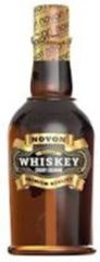 THE BEST GIFT! NOVON WHISKY CREAM COLOGNE WOODY 400 ML AFTERSHAVE CREAM - Aftershave balsem - barber club