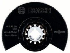 Bosch Segment BIM Segment Sägeblatt Holz und Metall 85 mm für all Multi-Tools 2609256943