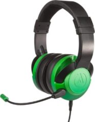 Power A PowerA Fusion Wired Headset - Emerald Fade (PS4/Xbox One/PC/Switch/Mobile)