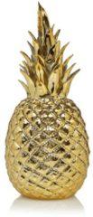 Gouden Pols Potten Pineapple Gold woondecoratie