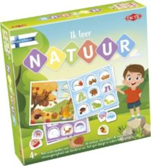 Tactic Leerspel Natuur Junior Karton Groen 9-delig