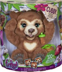 Bruine FurReal Friends Interactieve beer Cubby The Curious Bear