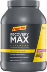 Donkerrode PowerBar Recovery 2.0 proteïnepoeder (1,14 kg) - Energie- & hersteldrank