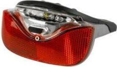 Rode Gazelle achterlicht Power Vision 2 LED batterij geïntegreerd