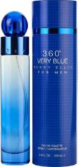 Perry Ellis 360 Very Blue by Perry Ellis 100 ml - Eau De Toilette Spray