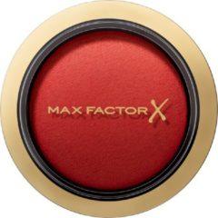 Koraalrode Max Factor Crème Puff Blush Matte - 35 Cheeky Coral