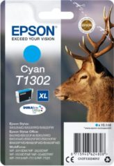 Epson T1302 10.1ml Cyaan 765pagina's inktcartridge