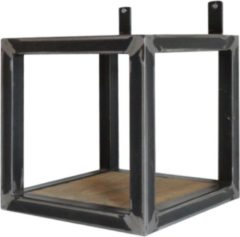 AnLi Style AnLi-Style Wandrek Fugees Square Wall rack 20x20 cm
