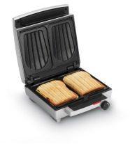 Zilveren Fritel SW1450 - Tostiapparaat/Croquemaker