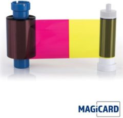 Zwarte Magicard lint full color black backside MA250YMCKO