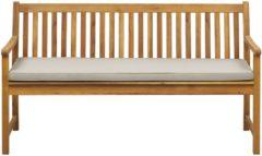 Beliani VIVARA Tuinbank FSC® gecertificeerd acaciahout 61 x 160 cm