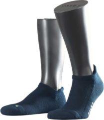 Marineblauwe Falke Cool Kick Sneaker - Sportsokken - Volwassenen - Marine (6120) - Maat 42/43