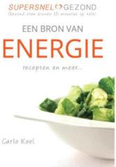 Supersnelgezond Een Bron Van Energie, Recepten En Meer (1 Ex)