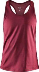 Craft - Women's ADV Essence Singlet - Tanktop maat L, purper/rood/roze