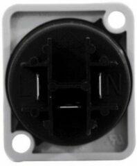 NEUTRIK PowerCon Mounting Connector gy NAC3MPB-1
