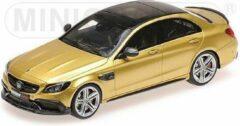 Brabus 600 Auf Basis Mercedes-AMG C 63 S 2015 - 1:43 - Minichamps