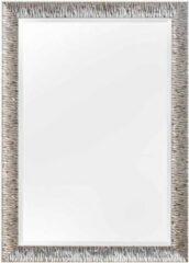 Verno.com KunstSpiegel Kaapstad - Spiegel - Hout - 70x60 cm - Zilver
