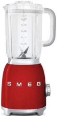 Smeg 50's Style blender 1,5 liter BLF01RDEU - rood