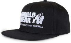 Zwarte Gorilla Wear Dothan Cap