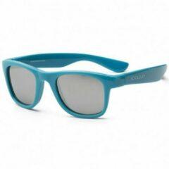 KOOLSUN - Wave - Kinder zonnebril - Cendre Blue - 1-5 jaar - UV400 - Categorie 3