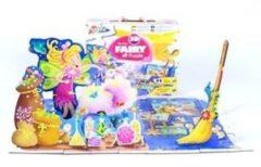 Grafix 3D puzzel Fairy 45 stukjes