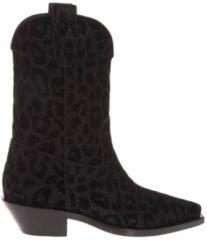 Nero DOLCE & GABBANA Stivali Donna Dolce & Gabbana