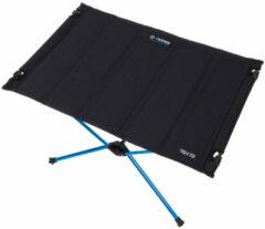 Zwarte Helinox - Table One Hard Top - Campingtafels maat 60 x 40 x 39 cm zwart