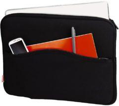 Hama Comfort Life Laptophoes Geschikt voor maximaal (inch): 43,9 cm (17,3) Zwart