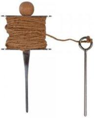 Talen Tools - Touw - 45 meter - Op houder - Met piket