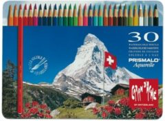 Alles Voor Kleuren Kleurpotlood Caran D'ache Prismalo 30 stuks assorti