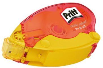 Rode Pritt Navulbare niet permanente lijmroller niet permanent Rood 8 4 mm x 16 m