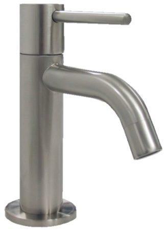 """Afbeelding van Zilveren Best Design Toiletkraan Best-Design """"Single"""" RVS-304 """"Ore"""""""