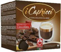 Caffè Bonini chocolade capsules - 10 stuks