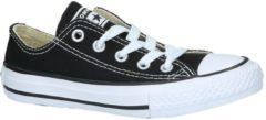 Converse Meisjes Sneakers Chuck Taylor All Star Ox Kids - Zwart - Maat 33