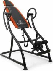 Klarfit Relax Zone Pro Inversiebank Rug Hang-up tot 150 kg