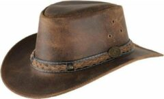 Scippis Lederen hoed Williams bruin, M