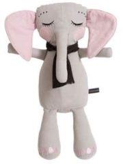 Grijze RoomMates Roommate Little Elephant Grey