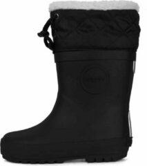 Druppies Regenlaarzen Gevoerd - Winter Boot - Zwart - Maat 22