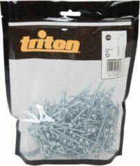 """Triton Zinken pocket boring schroeven met sluitring kop, grof P/HC 8 x 2"""" 250 stuks"""