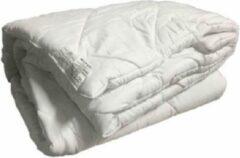 Witte Euro Comfort Bedding ECB Dekbed - 140 x 200 cm - Enkel dekbed - Microvezel