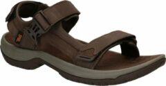 Teva Tanway Leather Heren Sandalen - Bruin - Maat 44.5