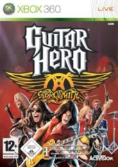 Activision Guitar Hero Aerosmith Solus Game Xbox 360