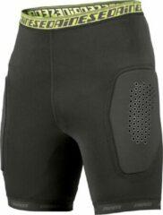 Dainese Soft Pro Shape Wintersportbroek - Maat M - Unisex - zwart/geel