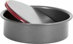 Rode Wham Bakvorm Pushpan Non-stick Carbonstaal Grijs 15 Cm