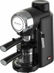 TurboTronic CM24 Espresso Machine Retro Pistonmachine 3.5 Bar pomp - Zwart