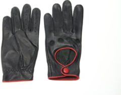 Pothelm.nl Premium racing gloves zwart-rood maat XL