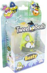 Groene Identity Games Tweet Beats Beaty - Muziek Vogel - Uitbreiding