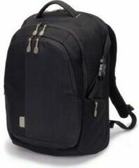 Dicota Backpack Eco 15,6inch detachable Notebook-Case Rain Protection System Laptop tas Zwart
